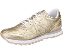 Astro Sneakers gold
