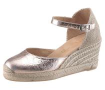 'Caceres' Sandaletten rosegold