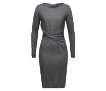 Drapiertes Kleid 'Dashing' grau
