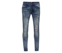 Skinny Jeans 'Morten' hellblau