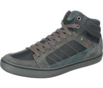 Box Sneakers blau
