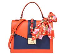 Handtasche 'glendaa' blau / orange