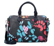 Bols Bowling Misha Handtasche 30 cm mischfarben / schwarz