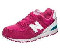 Kl574-Czg-M Sneaker Kinder pink