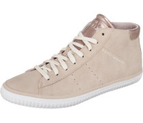 Riata Bootie Sneakers High beige