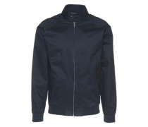 Jacke im Blouson-Stil 'New Core Harrington' navy
