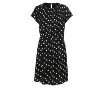 Kleid 'vmnelli' schwarz
