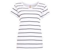 T-Shirt 'Irena' weiß