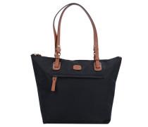X-Bag Handtasche 25 cm schwarz