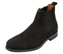 Stiefel Suede - schwarz