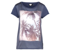 T-Shirt 'More Summer' nachtblau