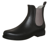 Gummistiefelette 'Rubber Boot' schwarz