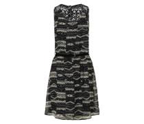 Kleid 'navajodr' schwarz