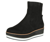 Boot 'Chelsea Plateau' schwarz