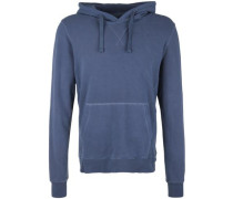 Hoody 'stretch' blau