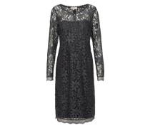 Kleid 'Fie Lace' grau