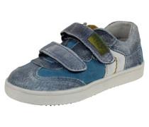 Kinderschuh 415311 blau / taubenblau / hellblau