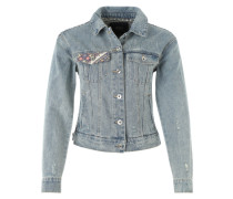 'onlChris' Jeans-Jacke blue denim