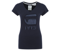 Shirt 'Kostine' blau