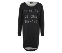 Freizeitkleid 'Dr Diamond' schwarz