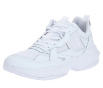 Sneaker 'Quantm Leather T-G9' weiß