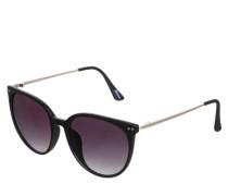 Sonnenbrille 'Blanche' schwarz