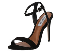 Sandalette 'landen' schwarz
