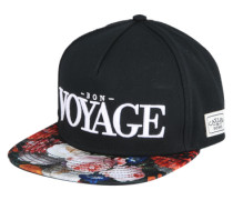Cap 'Bon Voyage' schwarz