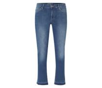 Jeans 'Naomi' blau