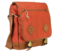 Houston Umhängetasche 32 cm Laptopfach orange