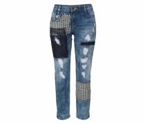 Boyfriend-Jeans »Mulato« blau