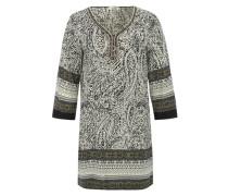 Kleid im Tunikastil 'Star' schwarz