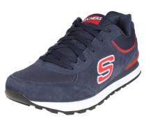 Sneaker Low navy / rot