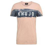 Shirt 'toulouse' marine / puder