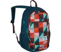 Techpack Rucksack 31 cm blau / mischfarben