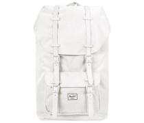 Little America 15 Backpack Rucksack 52 cm Laptopfach weiß