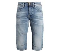 Lange Jeansshorts