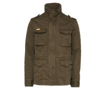 Jacke 'classic Rookie Military' khaki