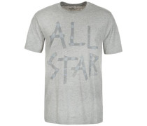 Reflective Tape All Star T-Shirt Herren grau