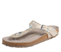 Sandale 'Gizeh' silber