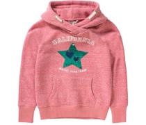 Pullover 'tg-17-S901' pink / weiß
