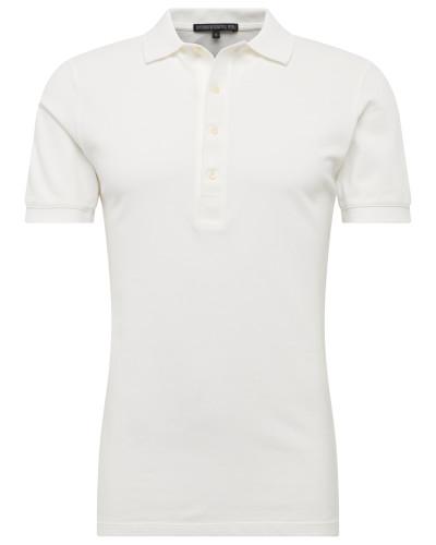 Poloshirt 'garry' weiß