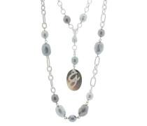 Halskette 'ubn12710' silber