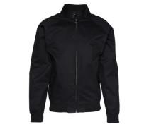 Jacke im Blouson-Stil 'New Core Harrington' schwarz