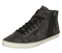 High Top Sneaker 'Venus' schwarz