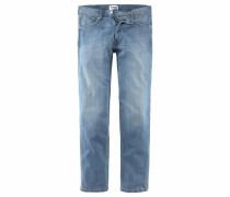 Stretch-Jeans 'Greensboro' blue denim
