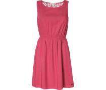 Minikleid Damen rosé