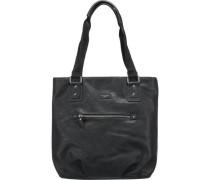 Rinapu Handtasche schwarz