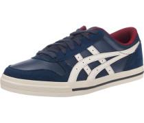 Sneaker 'aaron' blau / weinrot / weiß