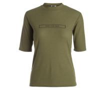 T-Shirt Statement grün